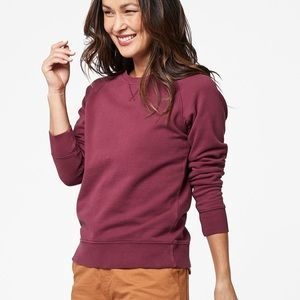 Pact organic cotton sweatshirt
